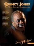 Quincy Jones: The 75th Birthday Celebration: Live At Montreux (2008)