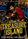 Long John Silver&#039;s Return to Treasure Island