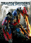 Transformers: Dark of the Moon box art