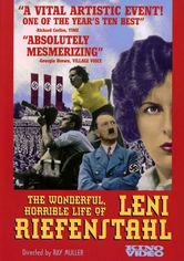 Rent Wonderful/ Horrible Life: Leni Riefenstahl on DVD