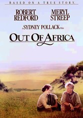 Rent Out of Africa on DVD