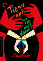 Rent Tie Me Up! Tie Me Down! on DVD