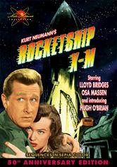 Rent Rocketship X-M on DVD