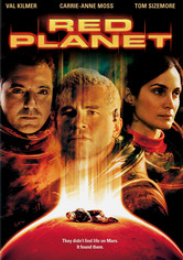 Rent Red Planet on DVD