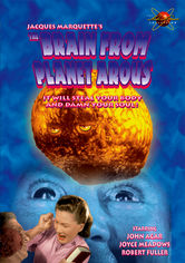 Rent The Brain from Planet Arous on DVD