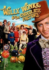 Rent Willy Wonka & the Chocolate Factory on DVD