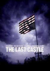 Rent The Last Castle on DVD