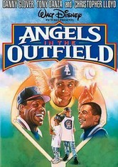 Rent Angels in the Outfield on DVD