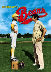 Rent The Bad News Bears on DVD