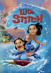 Rent Lilo & Stitch on DVD