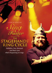 Rent Sing Faster: The Stagehands' Ring Cycle on DVD