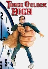 Rent Three O'Clock High on DVD