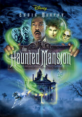 Rent The Haunted Mansion on DVD