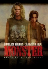 Rent Monster on DVD