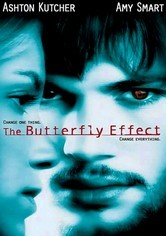Rent The Butterfly Effect on DVD