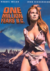 Rent One Million Years B.C. on DVD