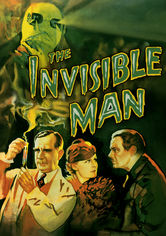 Rent The Invisible Man: Special Edition on DVD