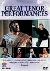 Rent Great Tenor Performances on DVD
