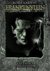 Rent Frankenstein / Bride of Frankenstein on DVD