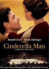 Rent Cinderella Man on DVD