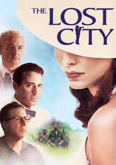 Rent The Lost City on DVD