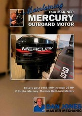 Rent Maintaining & Servicing Mercury Outboard on DVD