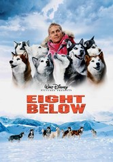 Rent Eight Below on DVD