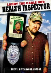 Rent Larry the Cable Guy: Health Inspector on DVD