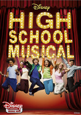 Rent High School Musical on DVD