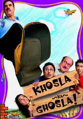 Rent Khosla Ka Ghosla on DVD