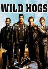 Rent Wild Hogs on DVD