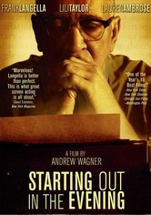 Rent Starting Out in the Evening on DVD