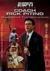 Rent Coach Rick Pitino: Basketball Fundamentals on DVD