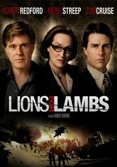 Rent Lions for Lambs on DVD