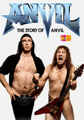 Rent Anvil! The Story of Anvil on DVD