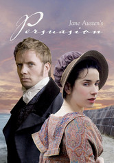 Rent Jane Austen's Persuasion on DVD
