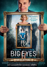 Rent Big Eyes on DVD