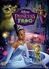 Rent The Princess and the Frog on DVD