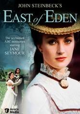 Rent John Steinbeck's East of Eden on DVD
