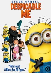 Rent Despicable Me on DVD