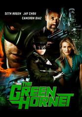 Rent The Green Hornet on DVD