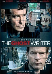 Rent The Ghost Writer on DVD