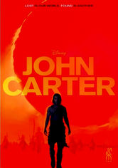 Rent John Carter on DVD