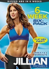 Rent Jillian Michaels: 6 Week Six-Pack on DVD