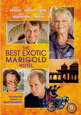 Rent The Best Exotic Marigold Hotel on DVD