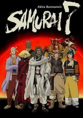 Rent Samurai 7 on DVD