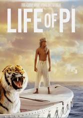 Rent Life of Pi on DVD