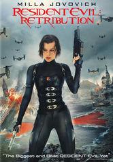 Rent Resident Evil: Retribution on DVD