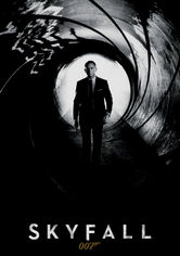 Skyfall on Blu-ray