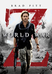 Rent World War Z on DVD